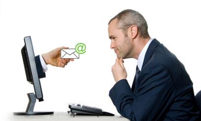 ایمیل تبلیغات پلی یورتان